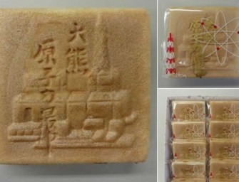 Cookies make for a Japanese Nuclear Plant's Souvenir
