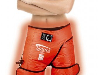 Lose all that Water Weight with Sauna Pants