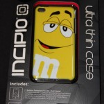 MM iPhone 4 Cases 2 150x150 The M&M iPhone, iPod Touch Cases are Yummy Looking