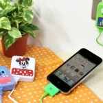 disney iphone ac adapter 150x150 Get Wooed by Disney Characters Cell Phone AC Adapters and More