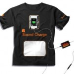 orange t shirts to charge phones 2 150x150 Orange introduces t shirts to charge phones at the Glastonbury festival