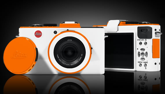Colorware's Leica D-Lux 5 gets turns colorful