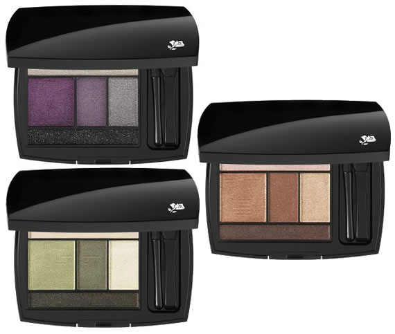 Lancome's  Color Design 5 Shadow & Liner Palette makes you alluring