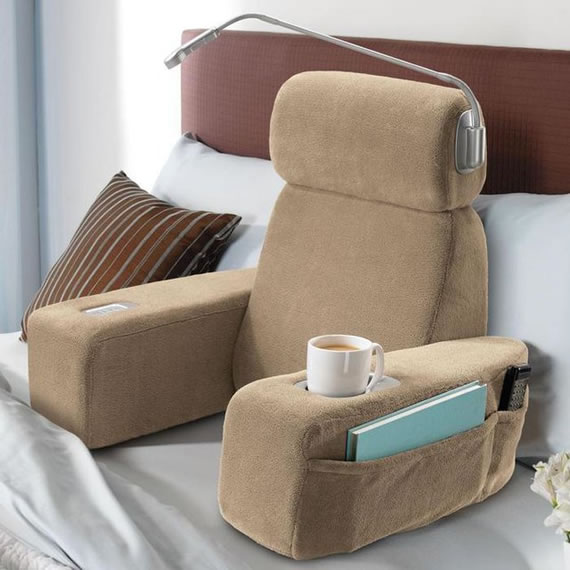 Get rid of your stress with the NAP Massaging Bed Rest