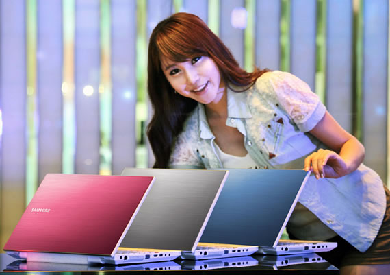 Samsung announces the release of Sen Series 3300V released in sassy colors