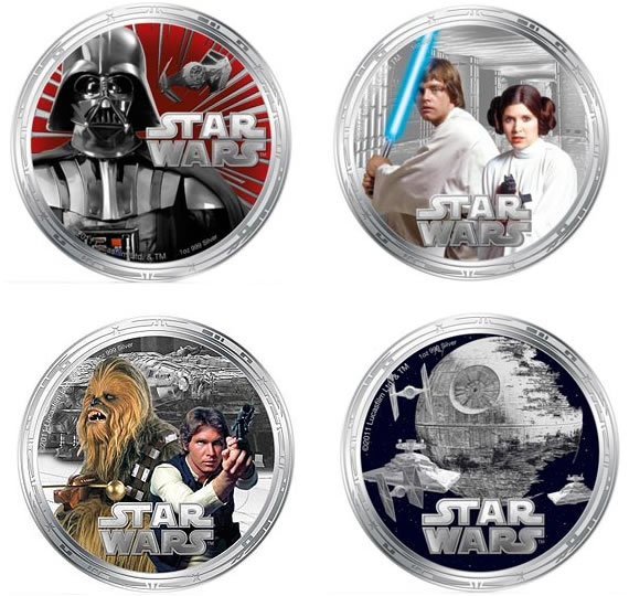 Star Wars Moolah invades our world