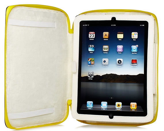 Juicy Couture Plugged In & Amped Up iPad Case is hot