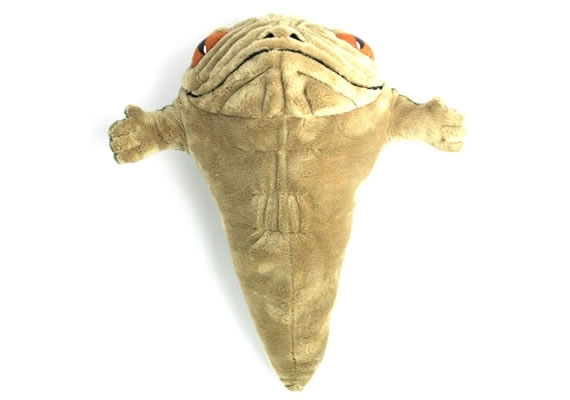 Rotta Huttlet Star Wars Backpack Buddy is cute