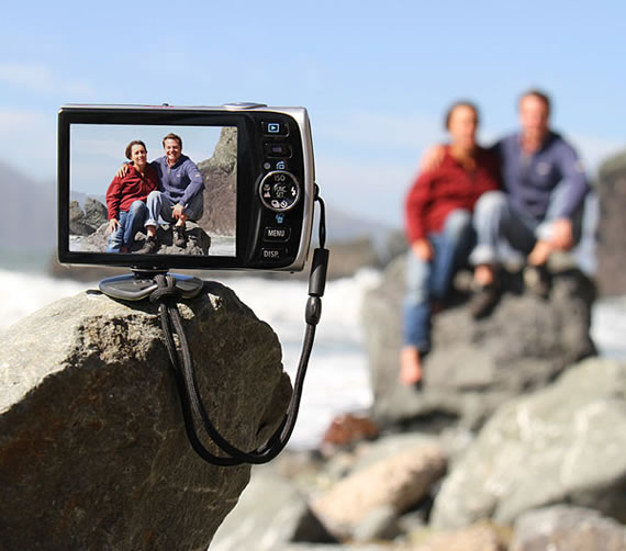 Tiltpod Quick-Connect Camera Stabilizer for the photographers on the go
