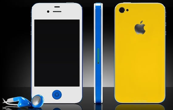Colorware gives your iPhone 4S a cool makeover