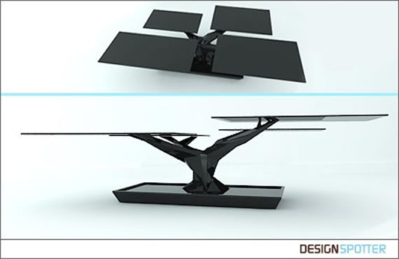 Bonsai Coffee Table idea