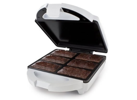 Brownie Makers makes sweet treats in 10 minutes flat