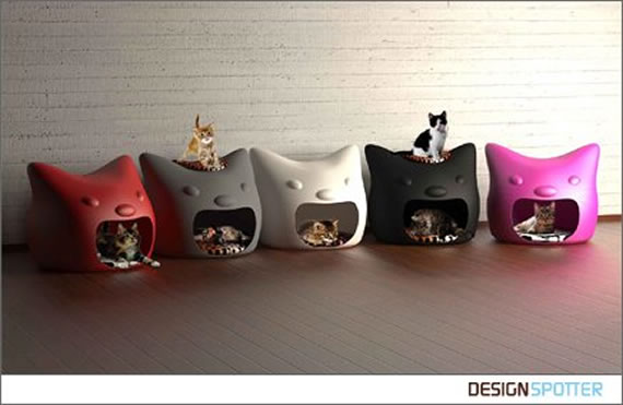 Kitty Meow is the perfect abode for your charming Cat