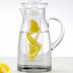 Artland Sedona Glass Pitcher 2 150x150 Artland Sedona Glass Pitcher with Flavor Infuser makes a delightful drink