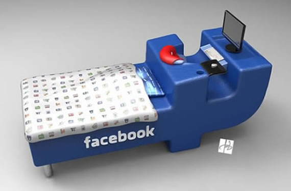 FBed lets you powernap on Facebook