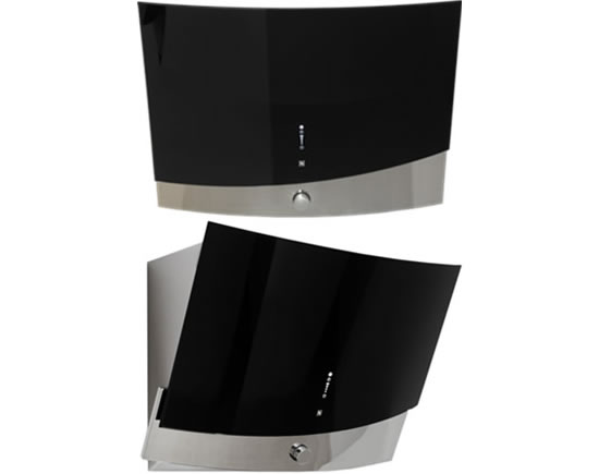 Elegant and sophisticated contemporary Range Hoods by Sirius