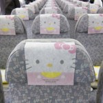 hkplane2 150x150 Tokyo to Taipei in the Hello Kitty jet   Image gallery
