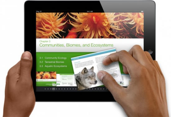 Apple launches iBooks 2 – the textbook experience