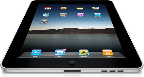 iPad 3 will look the same and will be 1m fat?