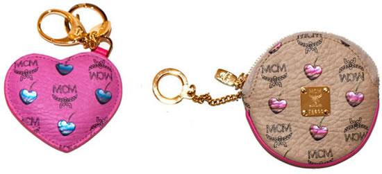 Get the Sweet Visetos Bag Collection by MCM for your loved one this Valentine's Day