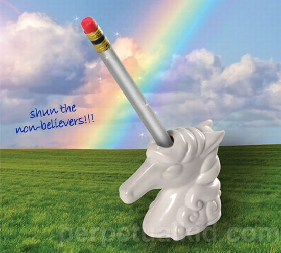 Unicorn Pencil Sharpener gives you a taste of a fable