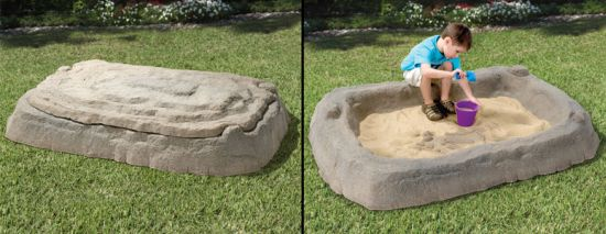 The Landscape Architects Sandbox from Hammacher Schlemmer