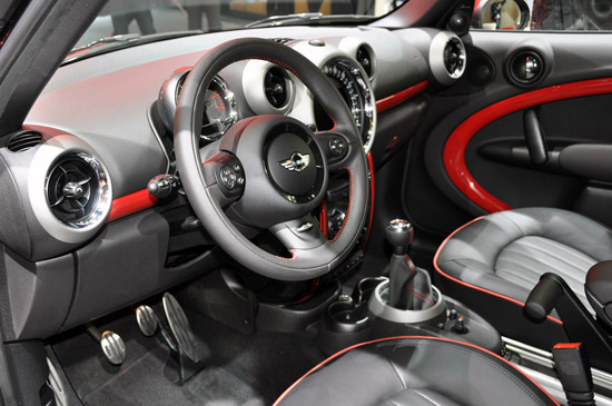 MINI unveils new 2013 Mini John Cooper Works Countryman