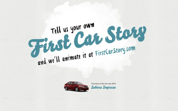 Subaru helps you relive and bring your First Car Story to life
