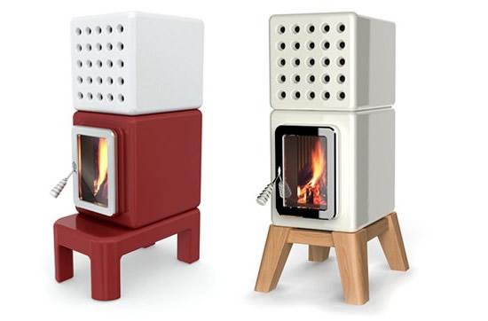 Pellet burner drawing Heating options for small homes