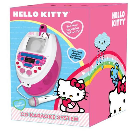 microphone for hello karaoke machine