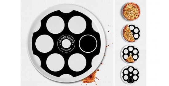 Crank up the party with the Pizza Roulette Game