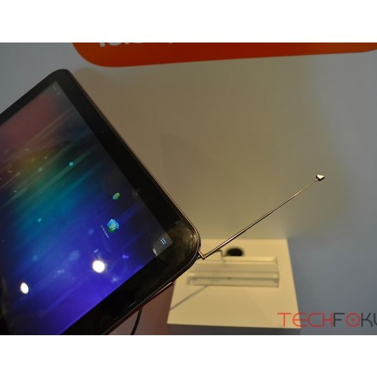 Toshiba AT330 – the 13.3 tablet with a TV tuner