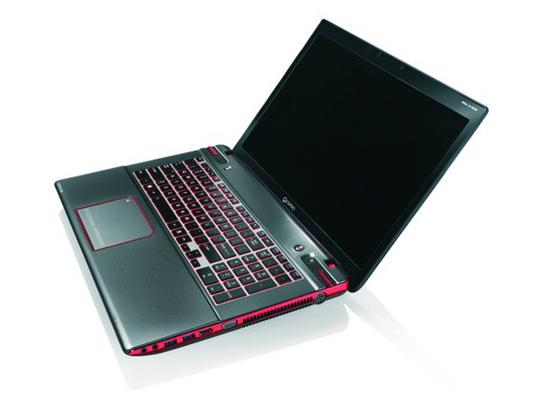 Toshiba announces the Toshiba Qosmio X870 gaming laptop
