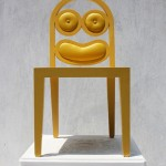 56th studio 1 150x150 The Simpsons Chair from 56th Studio keeps the funny family close to you