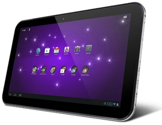 "Toshiba Excite 13 features massive 13.3"" screen and 13 hours battery life"