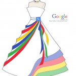 google in fashion 150x150 Famous websites as dresses