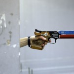 laser gun olympics 11 150x150 Air guns to be replaced with suave Laser guns at the London Olympics