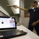laser gun olympics 150x150 Air guns to be replaced with suave Laser guns at the London Olympics