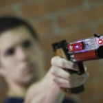 laser gun olympics 2 150x150 Air guns to be replaced with suave Laser guns at the London Olympics