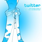 twitter in fashion 150x150 Famous websites as dresses