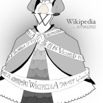wikipedia in fashion 150x150 Famous websites as dresses