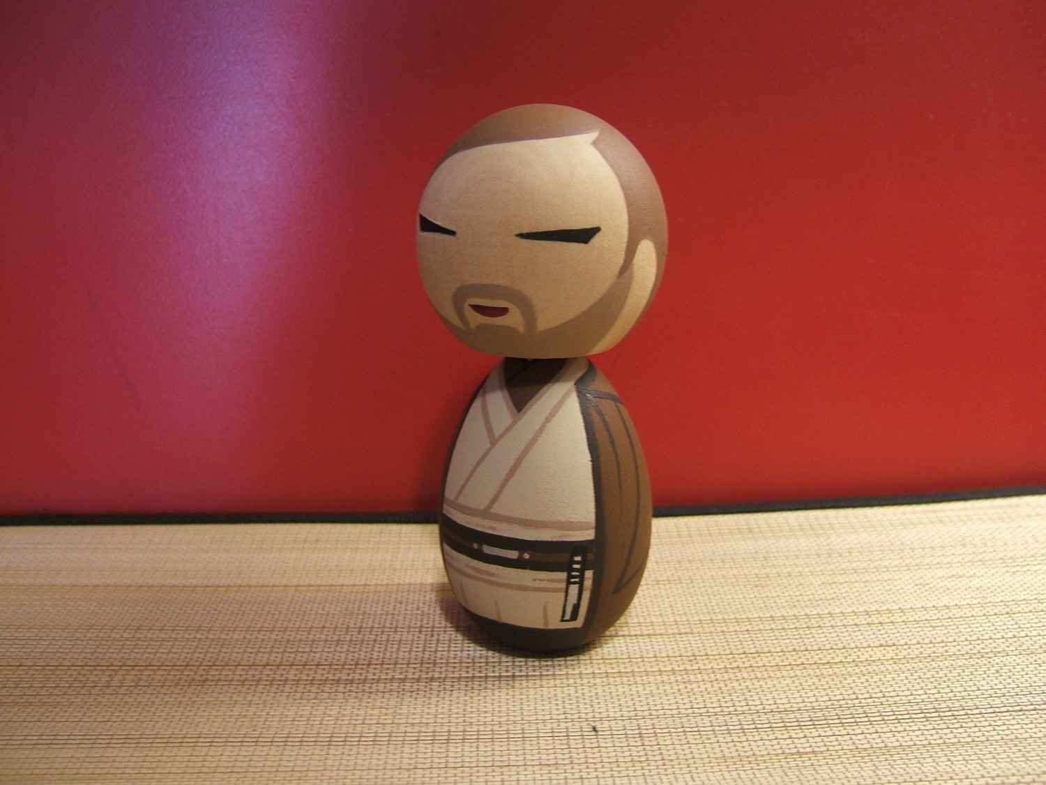 Star Wars inspired Kokeshi dolls make for great collectibles