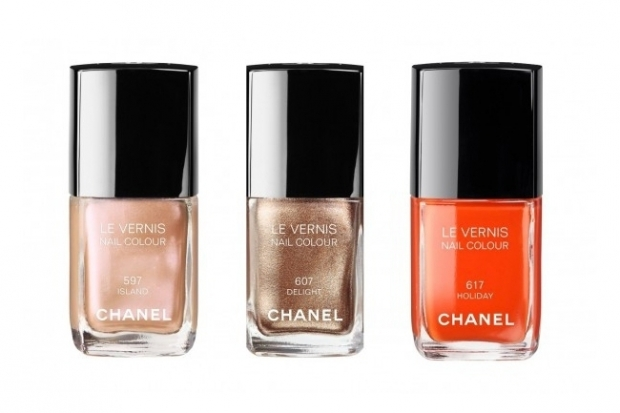 Summertime de Chanel 2012 Makeup collection for that breezy glow