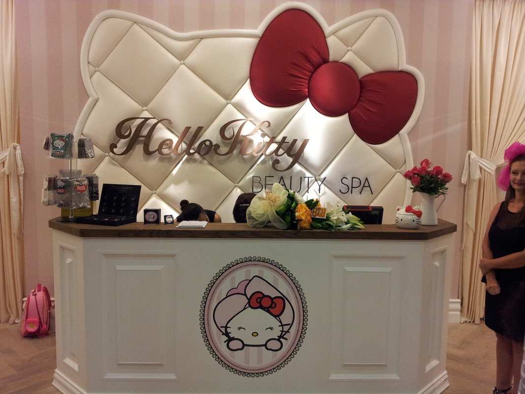 World's first ever Hello Kitty Beauty Spa opens in Dubai