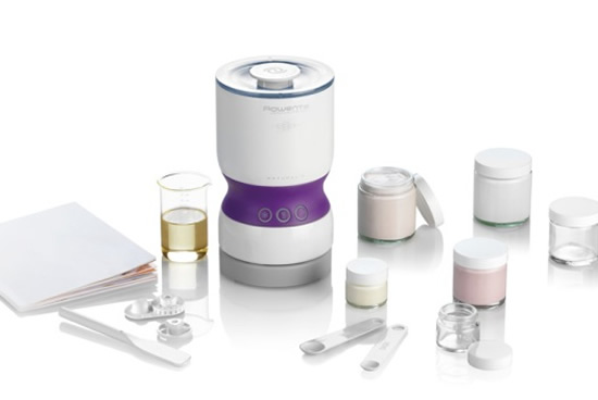 'Naturalis' by EliumStudio lets you create your own beauty products at home