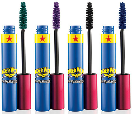 MAC Cosmetics and Archie Comics team up for MAC Archie's Girls line.