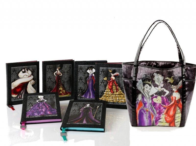 Disney Villains Designer Collection inspired by the villains we love to hate