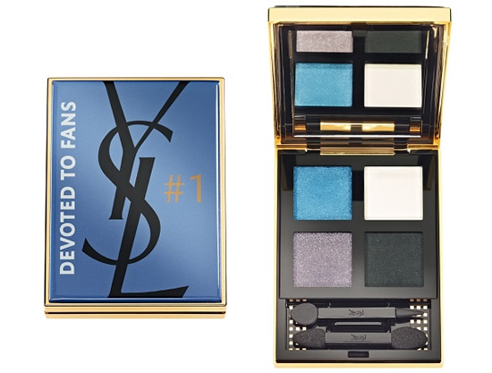 "YSL Facebook Eye Shadow Palette: Time to ""update"" your makeup?"