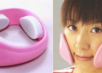 Kogao Slim Face Pad Super for a sculpted face
