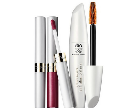 Makeup manufacturers add to the Olympic obsession with themed makeup collections